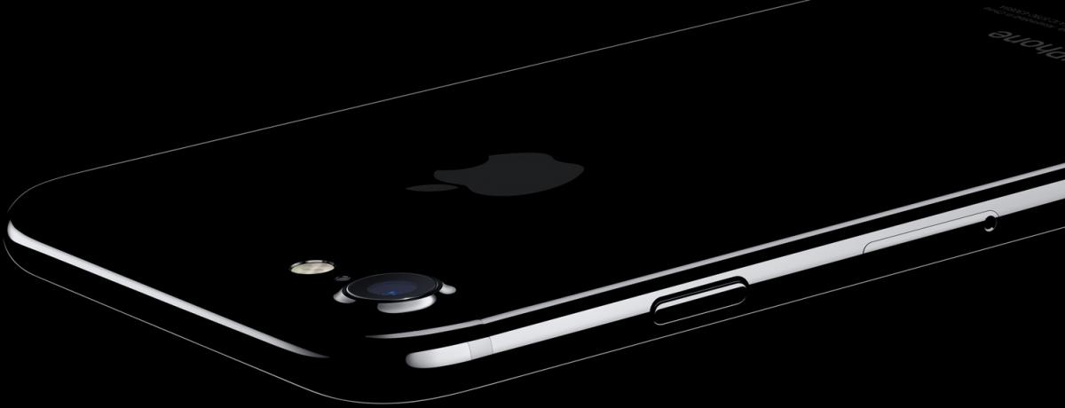 Fotoaparát Mobilní telefon Apple iPhone 7