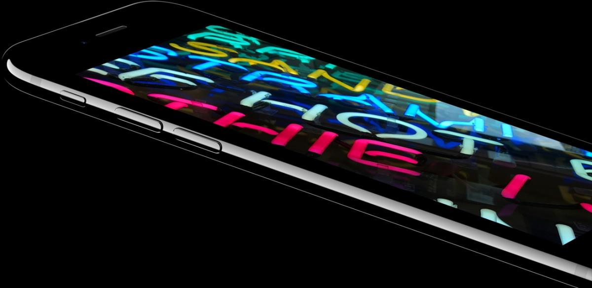 Mobilní telefon Apple iPhone 7 s jasným Retina displejem
