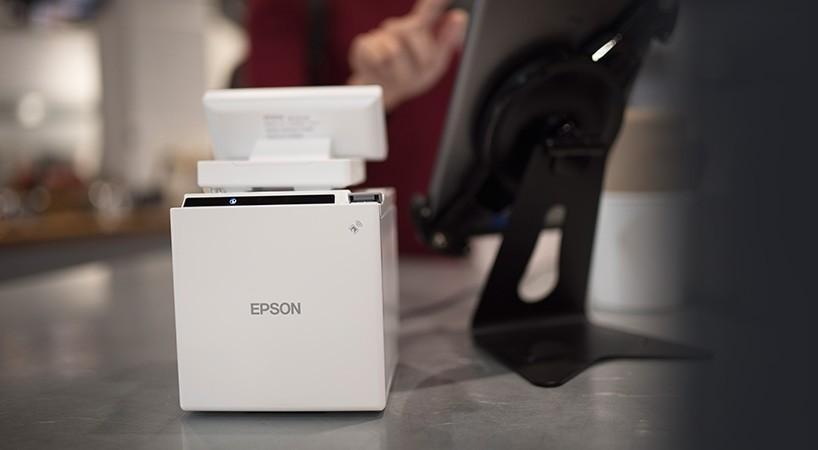 Termo tiskárna účtenek Epson TM-M30 s inteligentní integrací