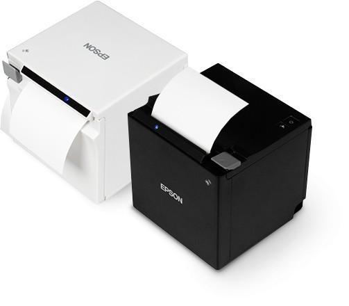 Termo tiskárna účtenek Epson TM-M30 s flexibilitou