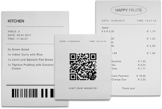 Termo tiskárna účtenek Epson TM-M30 s vysokou kvalitou tisku