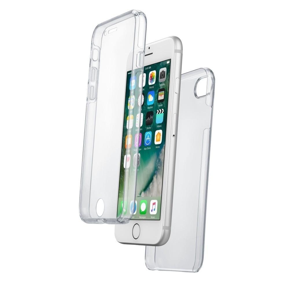 Kompletní ochrana telefonu s pouzdrem na mobil CellularLine Clear Touch bez  omezení 9358425a345