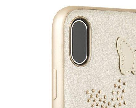 Obal na mobil Guess Studs and Sparkle s plným přístupem k ovládání