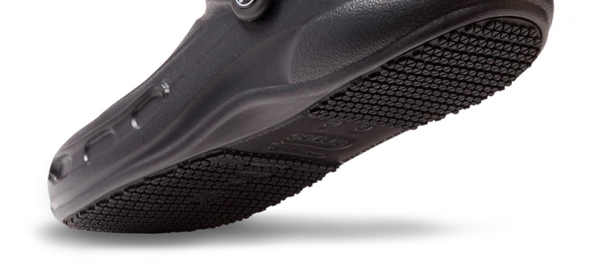 4dfce91d78a Pracovní boty Crocs Bistro Pro LiteRide™ Clog se speciální protiskluzovou  podrážkou Crocs Lock™