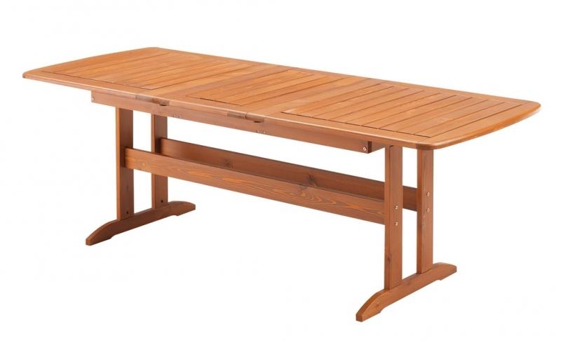 Rozkládací stůl Doppler Wörthersee 170 - 220 x 90 cm