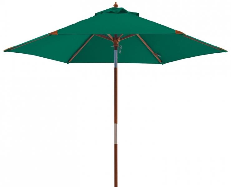 Zahradní slunečník Doppler HAVANNA JUNIOR 240 - Tmavě zelená