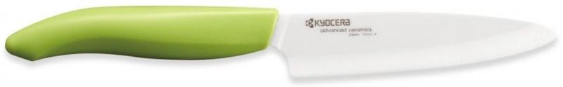 Keramický nůž Kyocera FK-110WH-GR 11 cm, - Zelená