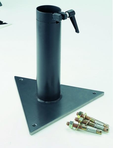 Montážní trn pro zahradní slunečník Doppler Telestar