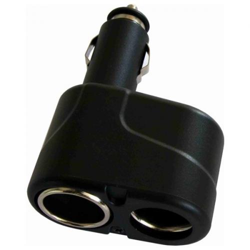 FONTASTIC TWIN - rozdvojka do zásuvky zapalovače automobilu bez blistru LAUSP2
