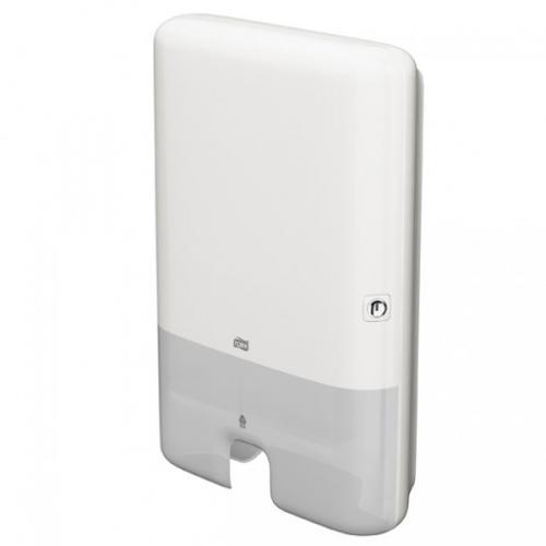 Zásobník na papírové skládané ručníky TORK Xpress Box bílý H2