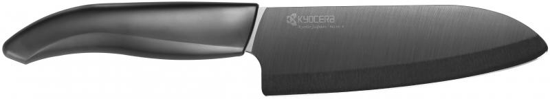 Keramický nůž Kyocera FK-140BK 14 cm, Černá
