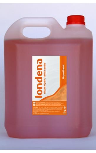 Tekuté mýdlo All Energy červené 5l