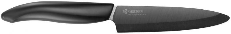Keramický nůž Kyocera FK-110BK 11 cm, - Černá