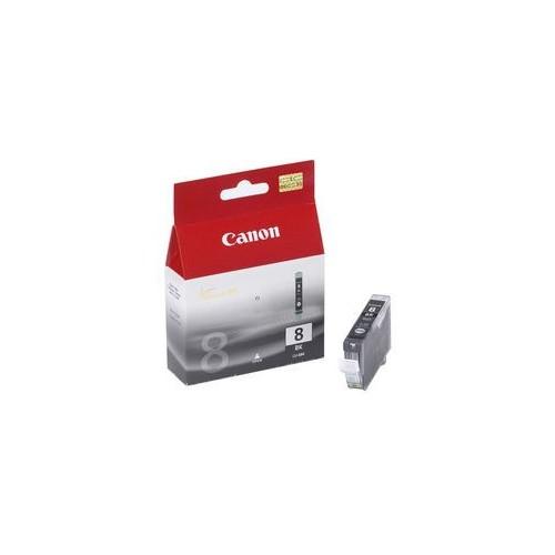 Černá inkoustová kazeta Canon CLI-8B (iP4200/MPxxx) - Originální 0620B001