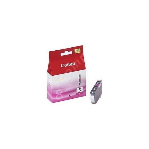 Purpurová inkoustová kazeta Canon CLI-8M (iP3x00/4x00) - Originální 0622B001