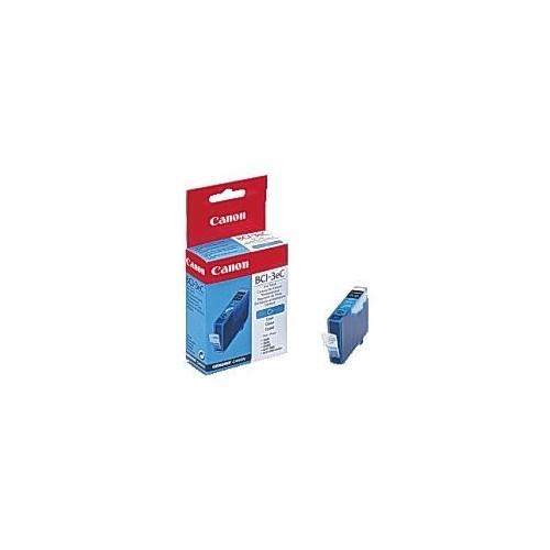 Modrá inkoustová kazeta BCI-3eC (S4x0, MPC400, MPC600) - Originální 4480A002