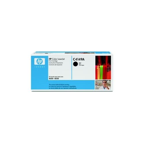 Černá tonerová kazeta HP (C4149A) pro Color LaserJet 8500 - Originální C4149A