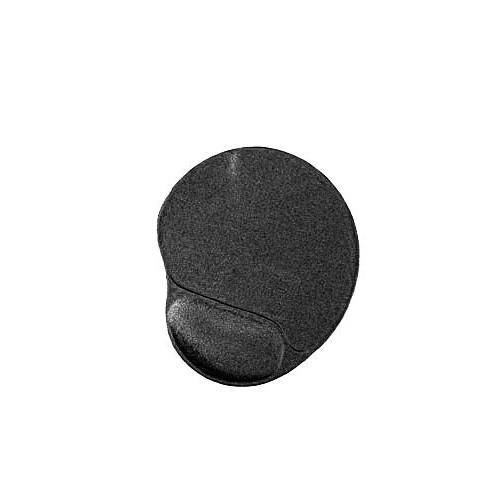 Podložka pod myš ERGO gelová black GEMBIRD retail balení MAXI MP-GEL-BLACK
