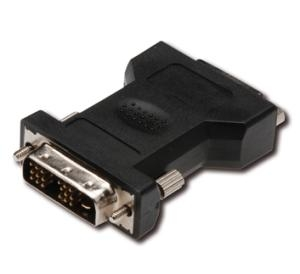 PremiumCord Adapter DVI-D (24+1) male <=> DVI-I (24+5) female