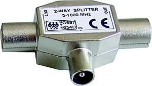 Solight anténní slučovač hybridní přímý