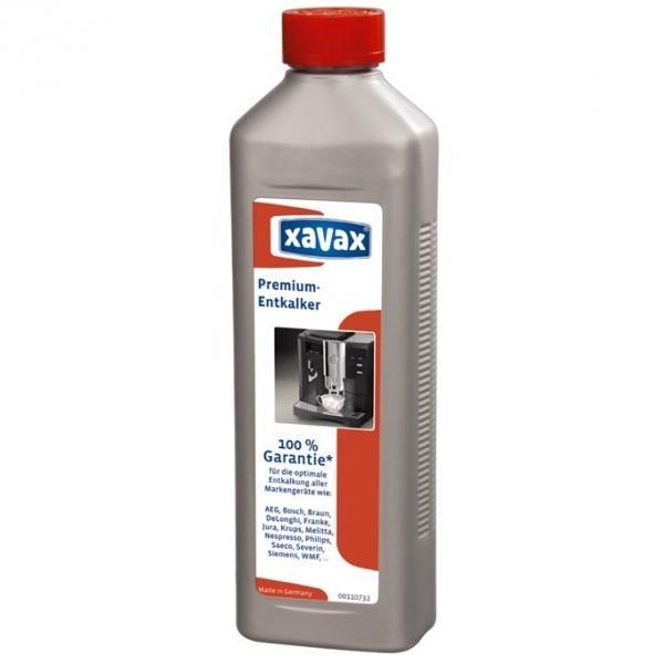 Xavax odstraňovač vodního kamene z konvic a kávovarů, Premium, 500 ml