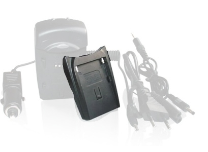 WE adaptér pro nab. 05720 Canon NB4L 4.2V
