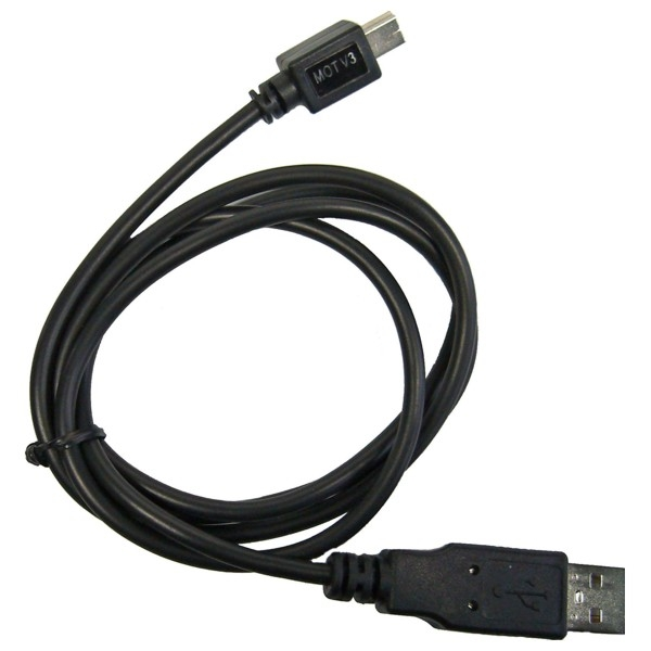 PremiumCord mini USB (5-pin) kabel, A-B, USB 2.0, 1m