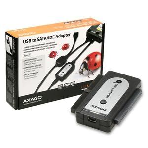 AXAGO USB2.0 - SATA/IDE adapter vč.AC ADID-70
