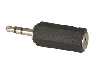 PremiumCord Redukce 3,5mm stereojack M - 2,5mm stereojack F