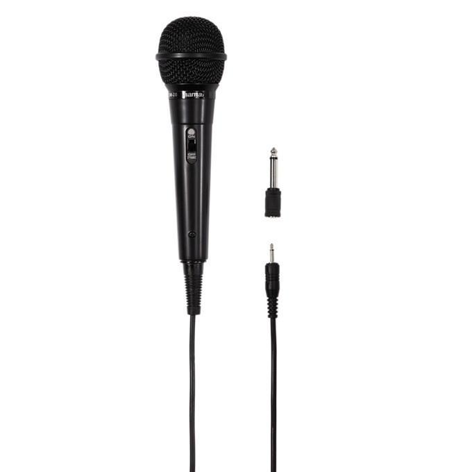 Dynamický mikrofon Hama DM 20