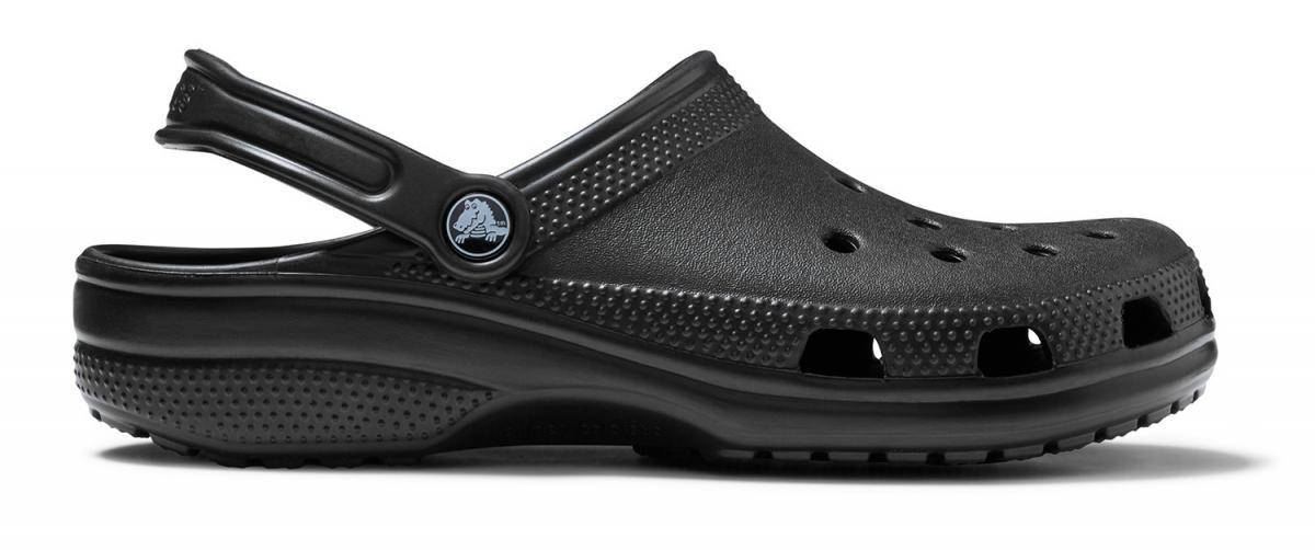 Crocs Classic - Black, M10/W12 (43-44)