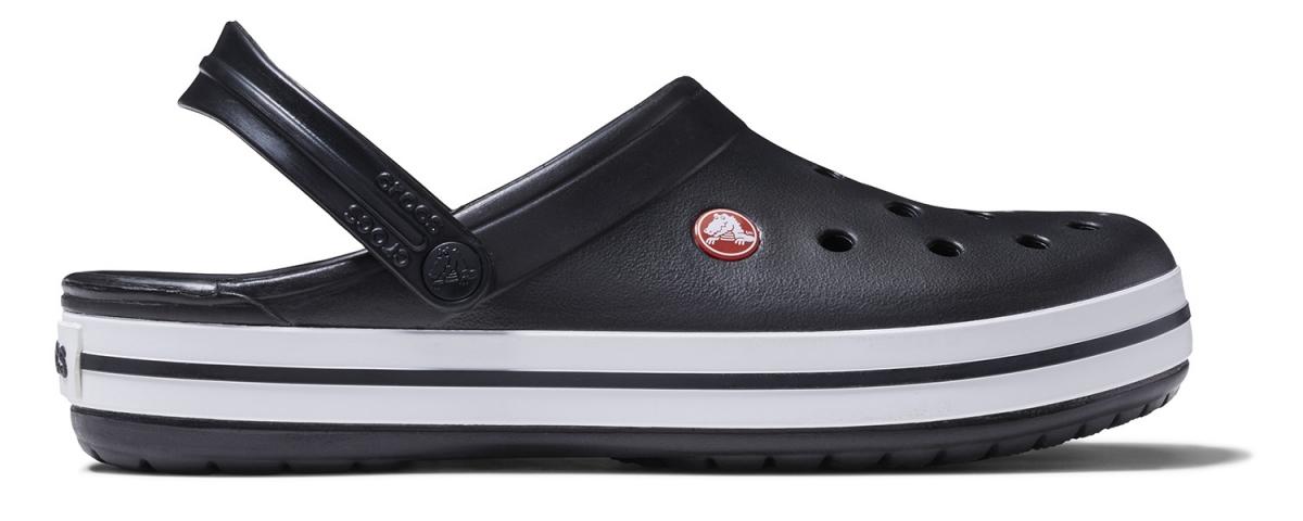 Crocs Crocband - Black, M12 (46-47)