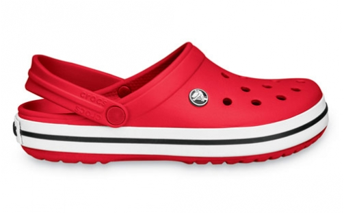 Crocs Crocband - Red, M12 (46-47)