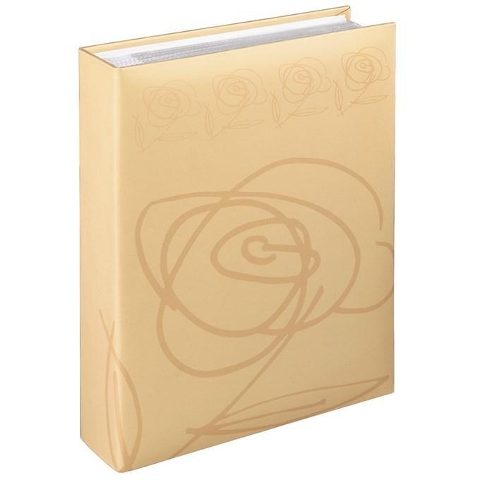 Hama album memo WILD ROSE béžové pro 200 fotografií 10x15 cm