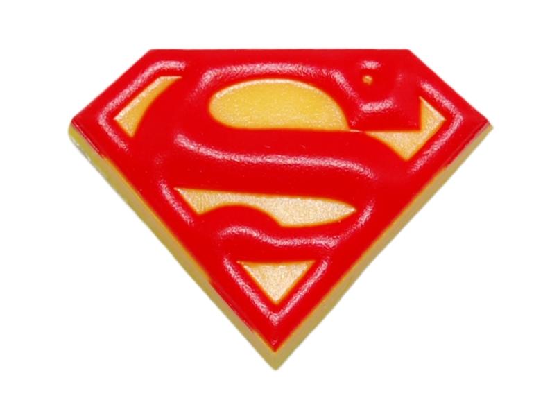 Crocs ozdoba Jibbitz Superman Logo