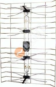 Solight anténa venkovní HN18, max. zesílení: 11 dB