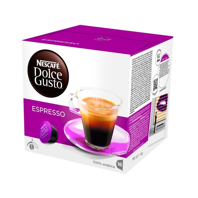 Kapsle NDG Espresso - 1 balení