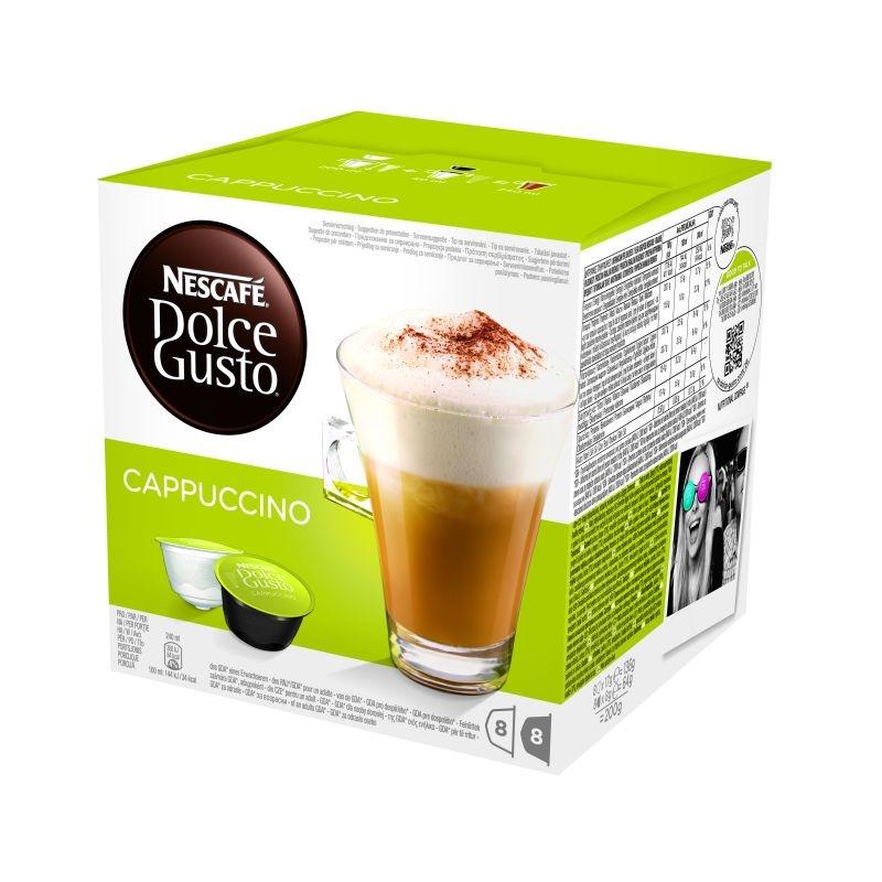 Kapsle NDG Cappuccino - 1 balení
