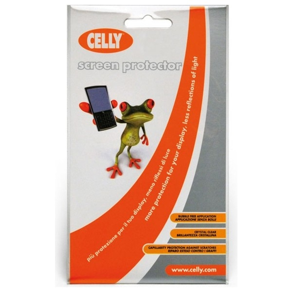 Ochranná fólie Celly Screen Protector pro Samsung Galaxy S, 2ks SCREEN89