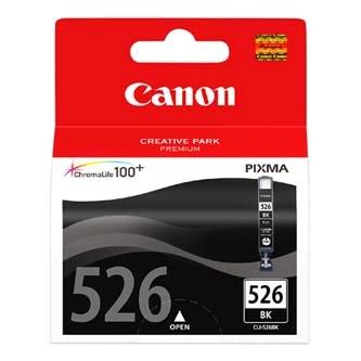 Černá inkoustová kazeta Canon CLI-526 Bk (MG6150) - Originální 4540B001