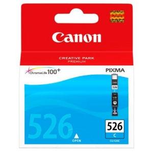Azurová inkoustová kazeta Canon CLI-526C (MG5250) - Originální 4541B001