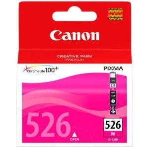 Purpurová inkoustová kazeta Canon CLI-526M (MG5150) - Originální 4542B001