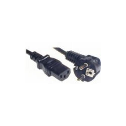 Síťový kabel 230V k počítači, 3m kpsp3
