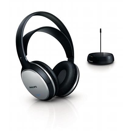 Bezdrátová sluchátka Philips SHC5100