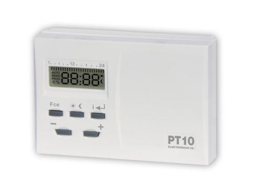 Prostorový termostat ELEKTROBOCK PT10