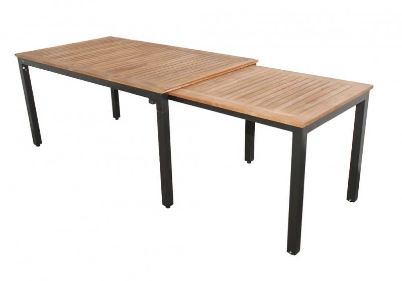 Rozkládací stůl Doppler Tifosi 160-280 x 90 cm
