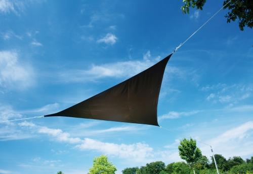 Zahradní sluneční clona Doppler ALUPRO, 5m - Antracit
