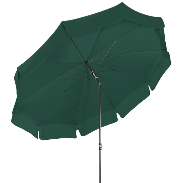 Zahradní slunečník Doppler WATERPROOF 200 - Tmavě zelená