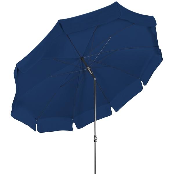 Zahradní slunečník Doppler WATERPROOF 250 - Tmavě modrá
