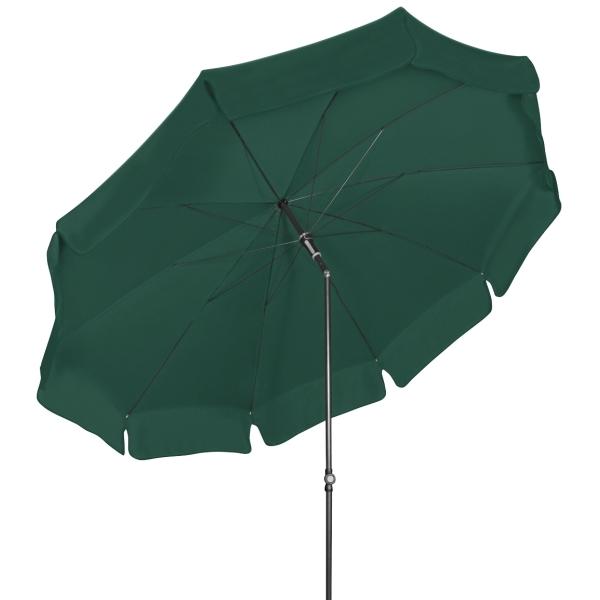 Zahradní slunečník Doppler WATERPROOF 250 - Tmavě zelená